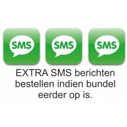 SMSanaloog extra SMS berichten