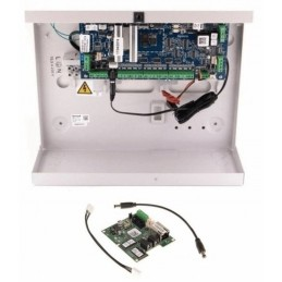 Alarmsysteem Galaxy Flex met IP module