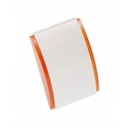 Satel SPW-220-O Binnensirene met Oranje LED flitser
