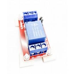 Relais 12 Volt enkelvoudig relais kant