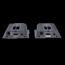 HDMI verlenger over UTP CAT6 maximaal 40 meter