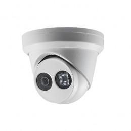 Hikvision DS-2CD2385FWD-I 8MP Turret 2.8mm Vaste Lens kleur wit