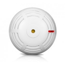 Draadloze rook detector...