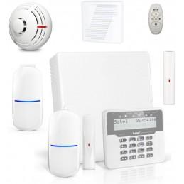 Alarm met installatie Satel...
